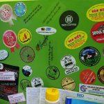 Ưu nhược điểm của in decal sticker bằng nhựa